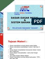 Dasar2 Mesin dan Sistem Bahan Bakar (PMT I).ppt