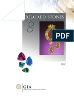 GIA Colored Stones 8