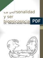 2. Personalidad y Ser Biopsicosocial