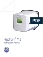 Instruction Manual Hydran M2