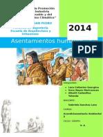 Informe Sedentarismo y Nomadismo