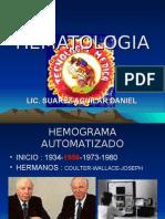 HEMOGRAMA AUTOMATIZADO DANIEL SUAREZ 2006