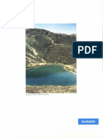 glosario acuíferos Hidrogeologia
