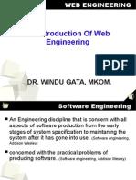Web Engineering 29042015