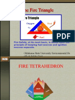 Fire Triang, Tetrahedr,Extinguisher Training