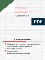 Competencias y Trabajo