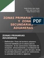 52998547 Zonas Primarias y Zonas Secundarias Aduaneras