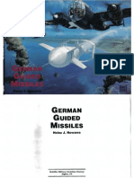 German Guided Missiles (Heinz J. Nowarra)
