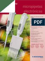 Socorex Manual Electronica