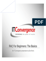 Rac for Beginners
