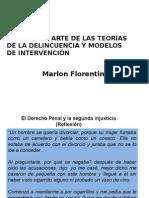 Estado Del Arte de Las Teorias de La Delincuencia_M. Florentini