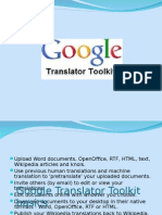 221437118 Google Translator Toolkit Pptx