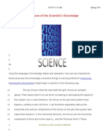 the  nature of  the  scientist 2007w2 cmitchell