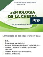 Semiologia de La Cabeza