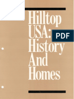 Hilltop USA History and Homes
