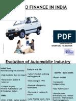 iNDIA Auto Finance