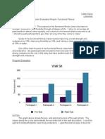 ess 4800 semester eval  report- ff (e portfolio edit)