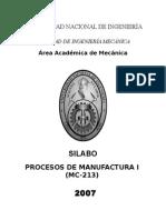 MC213ProcesosdeManufacturaI