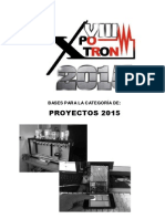Bases Proyectos