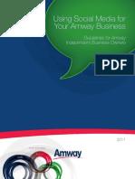 Amway SocialMediaGuide