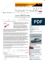 PD - Cavaco  o discurso errado
