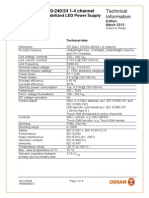 Addon Technical Info Optotronic Oti Dali 75220 24024