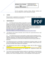 WISP-SEG-08 Rev01 SEG Chemical Management