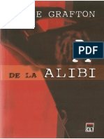 Sue Grafton - A de La Alibi