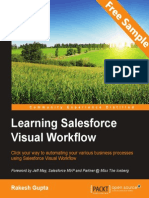 Learning Salesforce Visual Workflow - Sample Chapter