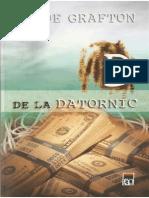 Sue Grafton - D de La Datornic