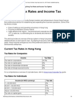 Hong Kong Tax, Hong Tax Rates, Hong Kong Income Tax - 2011 Guide _ GuideMeHongKong