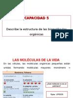 MA05 2012 2 Clase 2b Biomoleculas Organicas