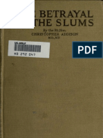 (1922) The Betrayal of the Slums