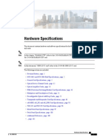 Hardware Specifications CTP