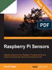 Raspberry Pi Sensors - Sample Chapter