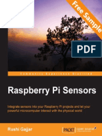 Raspberry Pi Sensors - Sample Chapter