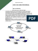Introducción a Las Redes Informáticas