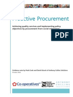 Proactive Procurement V2