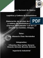 Proyectos Logistica y Cadenas de Suministro