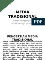MEDIA TRADISIONAL.ppt