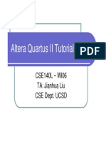 Quartus I I Tutorial