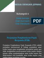 P3B Indonesia Dengan Jepang