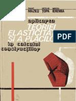 Teoria Elasticitatii Si Placilor Mazilu