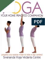 Swami Sivadasananda - YOGA Your Home Practice Companion (2010)