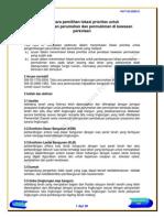Pd T 03 2005 C Tata Cara Pemilihan Lokasi Prioritas Untuk Pengembangan Perumahan Dan Permukiman Di Kawasan Perkotaan