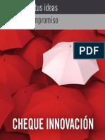 Cheque Innovación 2012