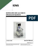 Siemens G50 Service Manual