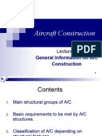 General Information on A/C Construction