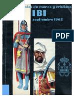1962 - Libro Oficial de Fiestas de Moros y Cristianos de Ibi