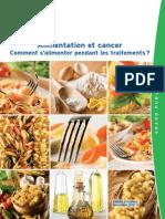 Alimentation Cancer